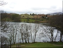 NY3404 : Loughrigg Tarn by DS Pugh