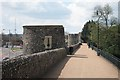 TR1457 : Canterbury City Wall by Oast House Archive