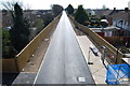 SU5803 : Fareham to Gosport BRT - View from Gregson Avenue Bridge (55) by Barry Shimmon