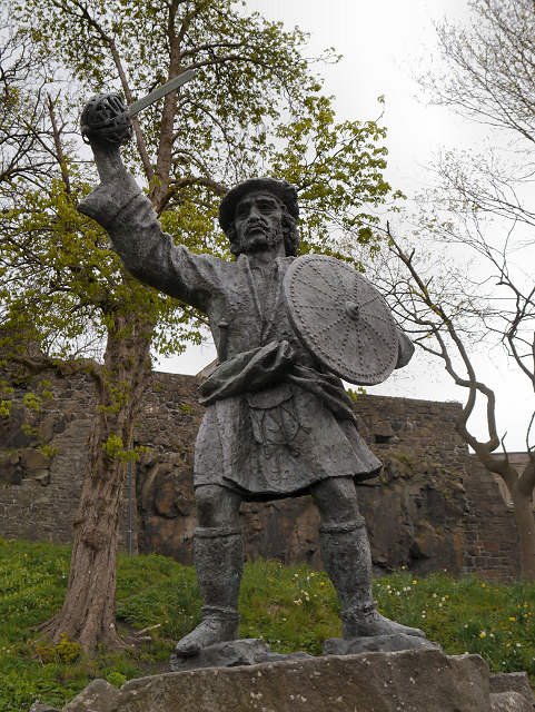 The Statue of Rob Roy MacGregor