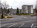 NS7992 : Stirling Council Offices by David Dixon