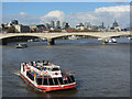 TQ3080 : City Cruises on the Thames by Oast House Archive