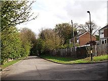TQ7668 : Maxwell Road, Brompton by David Anstiss