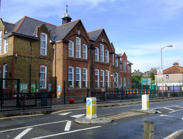 St Michael's Church of England School, Granville Road, Southfields