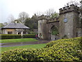 ST7734 : Grand Entrance, Stourhead by Colin Smith