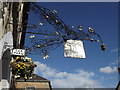 ST8132 : Old Ship Inn Sign by Colin Smith
