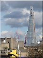 TQ3280 : The Shard under construction by Oast House Archive