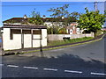 SX5857 : Bus shelter at Birchland Road, Sparkwell by Ruth Sharville
