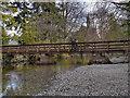 NS3692 : Glebe Bridge (Sapper's Bridge) Over Luss Water by David Dixon
