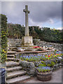 NS3592 : Luss War Memorial by David Dixon