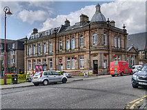 NS2982 : Helensburgh Post Office, West Princes Street by David Dixon