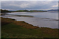 SD3177 : Leven estuary from Canal Foot by Ian Taylor