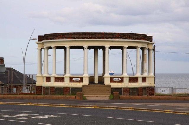 Bandstand at Gypsies Green