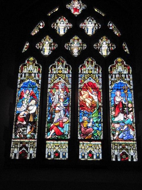 Holy Trinity Window 2