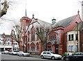 TQ2889 : Redundant Presbyterian Church, Muswell Hill by John Salmon