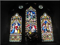 ST4636 : Holy Trinity Window 5 by Bill Nicholls