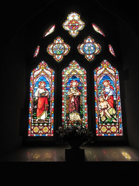 Window in the Holy Trinity 7