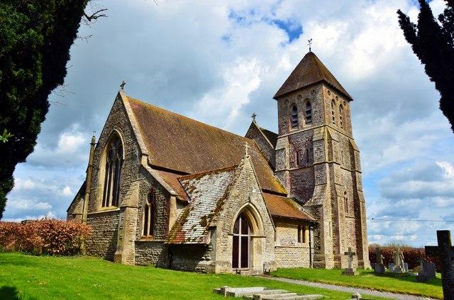 Fawley: St Mary's Church