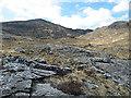 NM3997 : Brecciated Sandstone by Anne Burgess