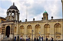SP5106 : Oxford University: Queen's College by Eugene Birchall