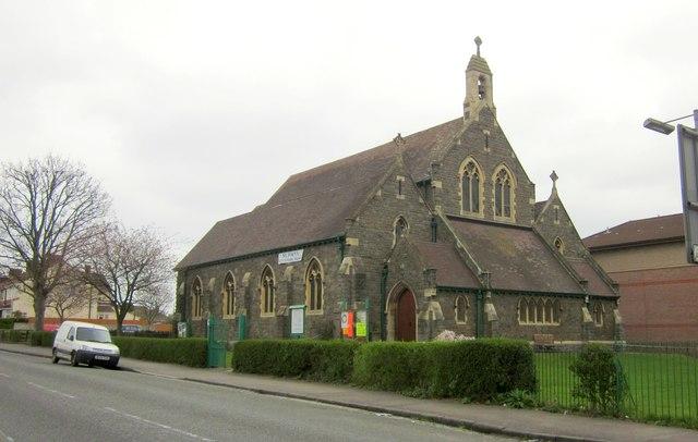 St John's Church, Lodge Causeway