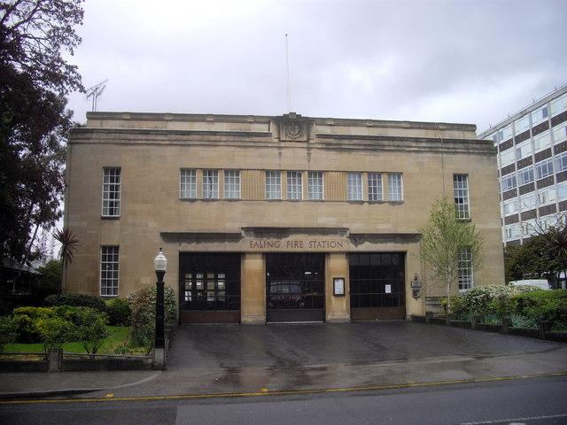 Ealing Fire Station, Uxbridge Road