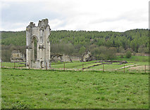 SE7365 : Grade I listed Kirkham Priory by Pauline E