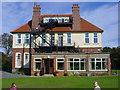TA1178 : Habershon House by Graham Hogg