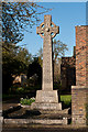 TQ2952 : South Merstham War Memorial by Ian Capper