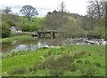 SE7365 : Sluices on the Derwent by Pauline E