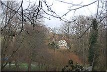 TQ6127 : Rolf's Farm and Oast by N Chadwick