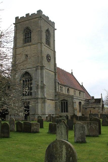 St Luke's Church, Stickney