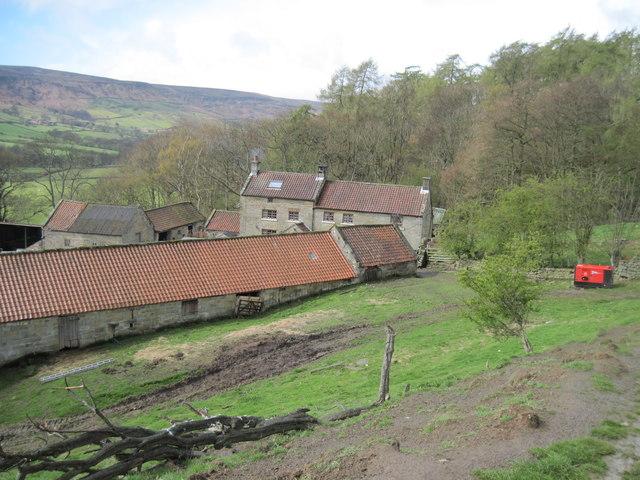Hall  Farm  Farndale