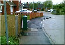 SP8868 : Bush Close, Wellingborough by Alex McGregor
