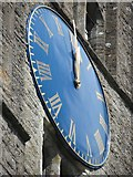 TQ8833 : St Mildred's Church tower clock by Oast House Archive