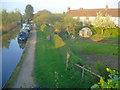 SO9058 : Worcester & Birmingham Canal at Tibberton Bridge by Trevor Rickard