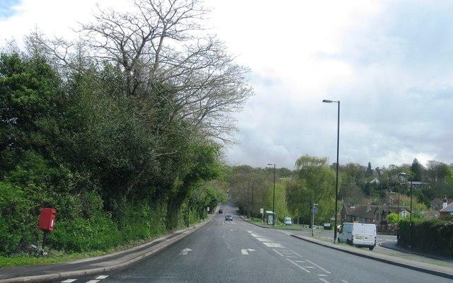 Bitterne Road East, Bitterne
