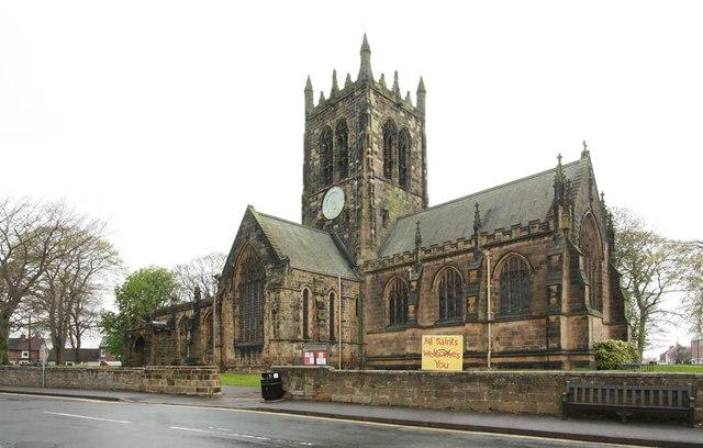 All Saints, Northallerton