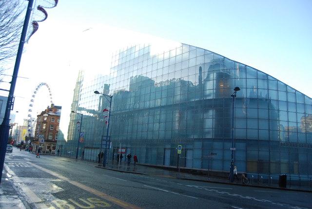 Urbis building