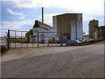 NS3980 : Loch Lomond Distillery, Main Gate by David Dixon