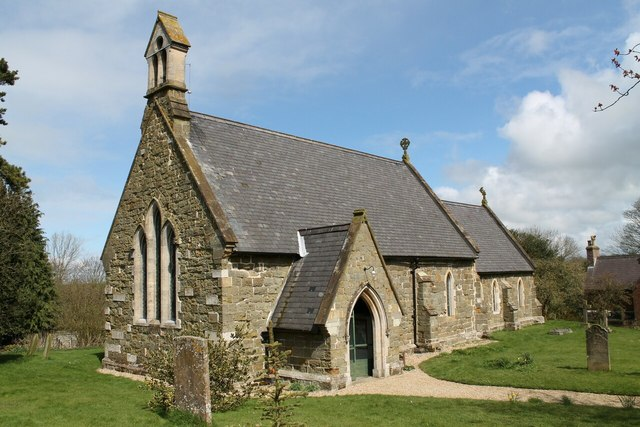 St Andrews church, Fulletby