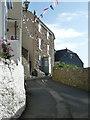 SX4350 : Garrett Street - the hill by Rob Farrow