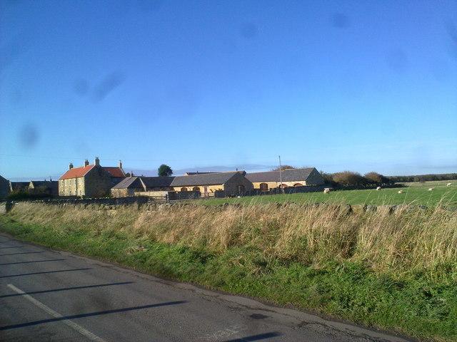 Druridge (village)