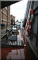 SO8218 : Gloucester Docks by Chris Allen