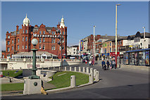 SD3036 : Queen Square, Blackpool by Stephen McKay