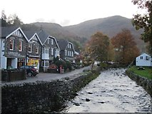 NY3816 : Glenridding Beck  by Graham Robson