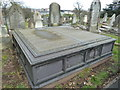 SK5902 : Leicester - cemetery by Chris Allen