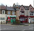 ST1190 : Grade II listed Senghenydd War Memorial by Jaggery