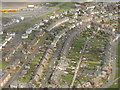 NS3130 : Welbeck Crescent, Troon by M J Richardson
