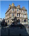 SH4762 : Grade II listed former Lloyds Bank, Caernarfon by Jaggery